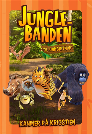 Junglebanden: The Wild Bunch