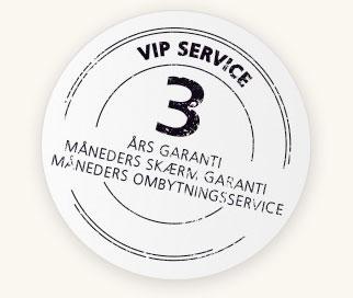 Huawei VIP service - 3 års garanti