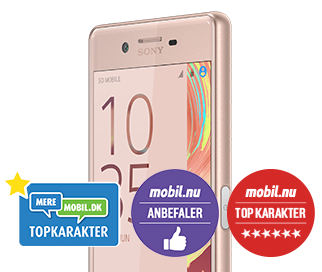 Sony Xperia X anbefalinger