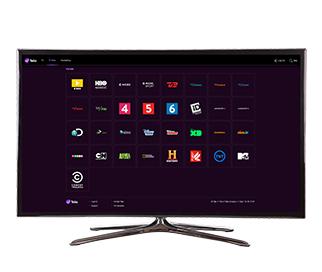 Få digitale TV pakker på alle dine skærme med Telia TV