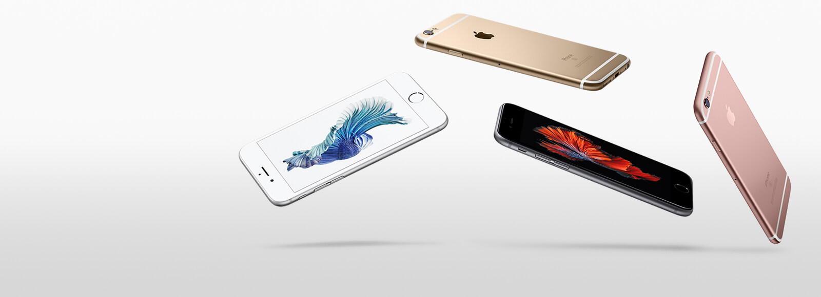 iPhone 6s forsalg