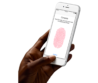Touch ID Sikkerhed