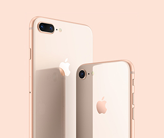 Nyhed: iPhone 8 og 8 Plus