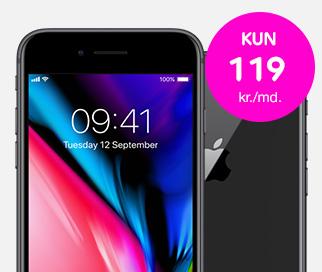 Danmarks billigste iPhone 1f2eab2cae4f5