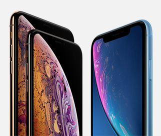 Apple iPhone XS, iPhone XS Max og iPhone XR