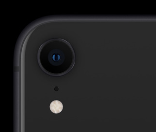 iPhone XR kamera