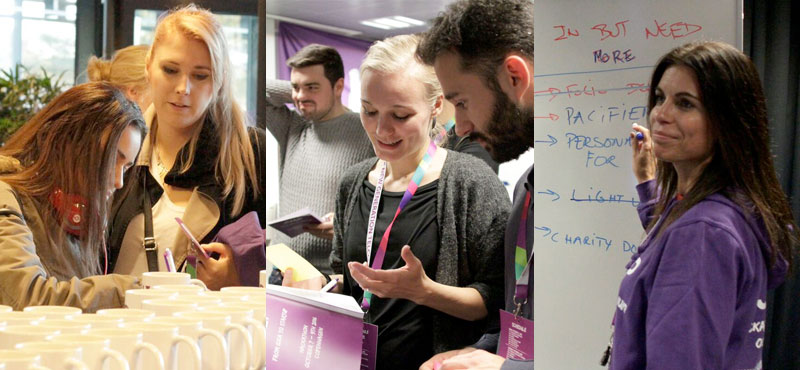 Reportage from the Telia Hackathon finals